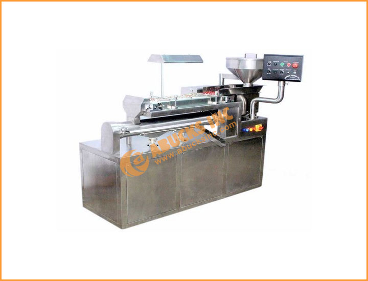Capsule Polishing and Inspection Machine